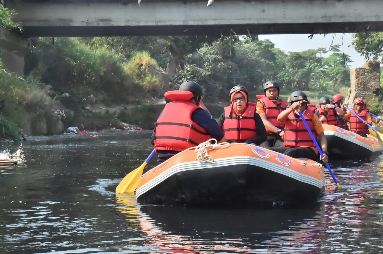 Bupati Bogor Hadiri Peringatan Bulan Pengurangan Resiko Bencana Tingkat Kabupaten Bogor