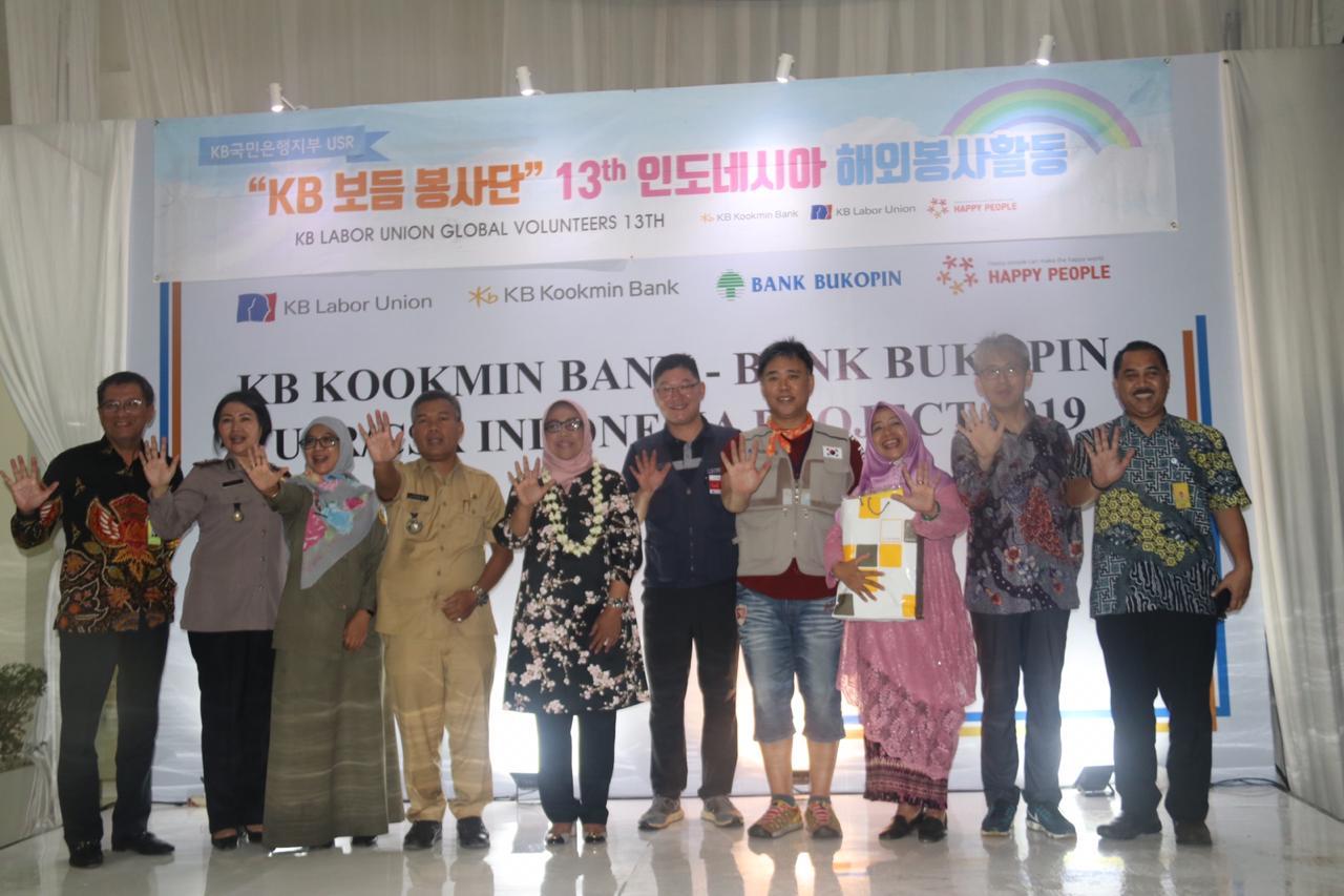 Bupati Bogor Sambut Baik Bantuan Dari CSR Korea Selatan