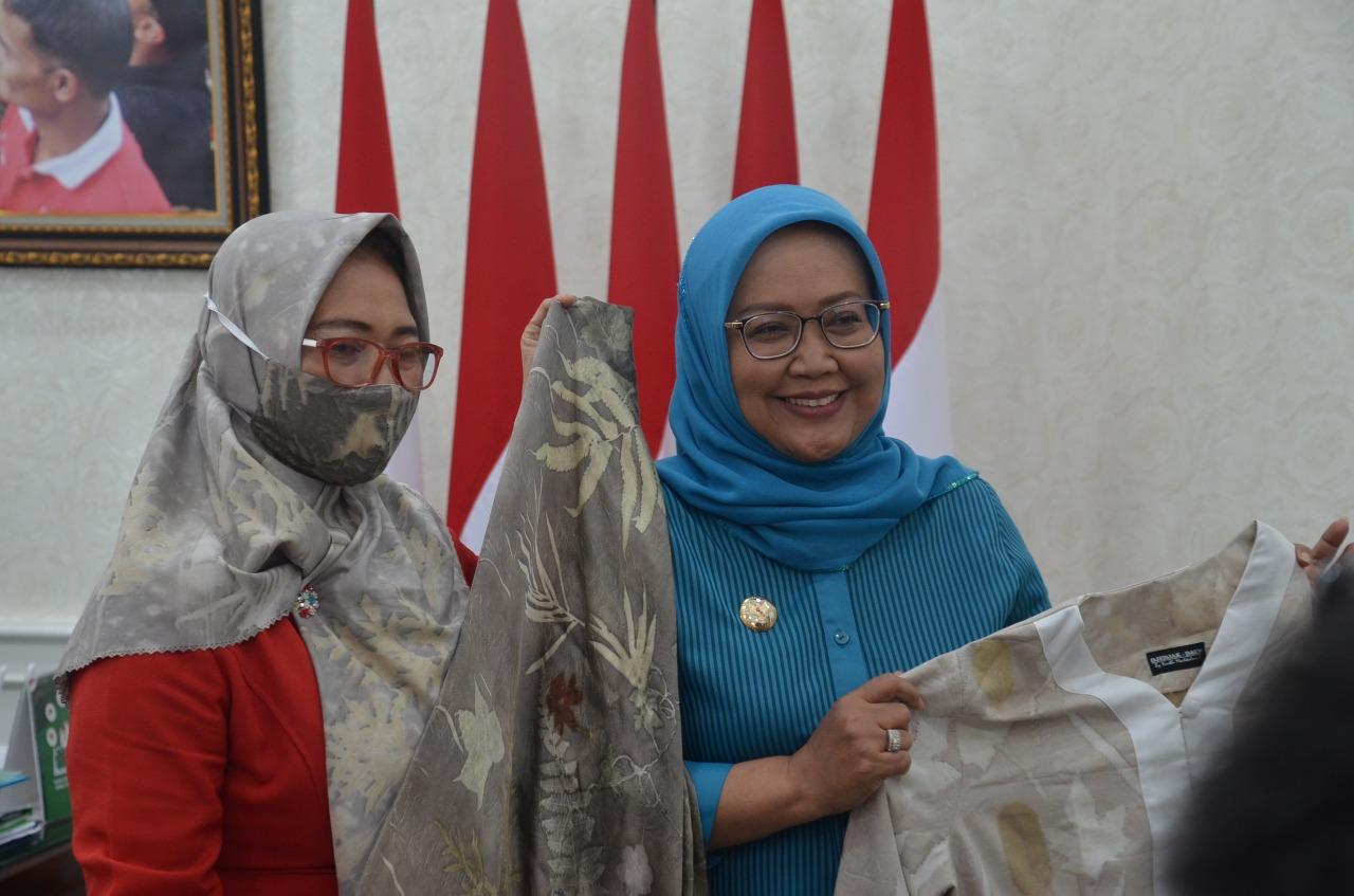 Bupati Bogor Akui Produk Ekraf Kabupaten Bogor Berkualitas dan Berkelas