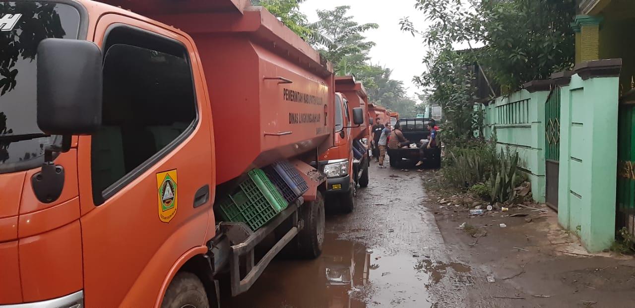 Hari Terakhir Pembersihan Sampah Cikalagan