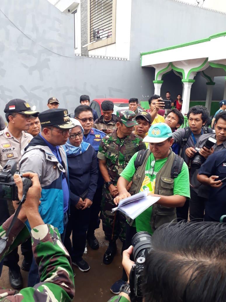 Gubernur Jawa Barat: Hari Ini Fokus Tanggap Darurat