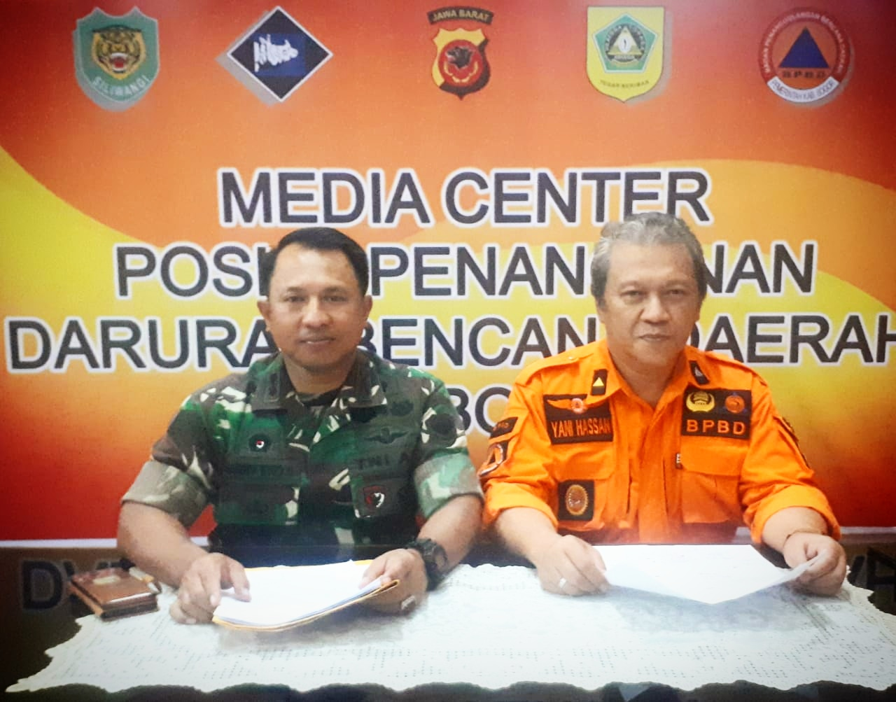 Update Penanganan Bencana Alam di Wilayah Kabupaten Bogor