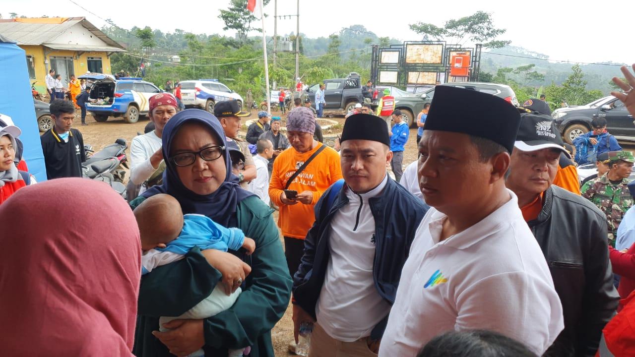 Pemda Provinsi Jabar Akan Bahas Rencana Relokasi Warga Terdampak Longsor di Bogor