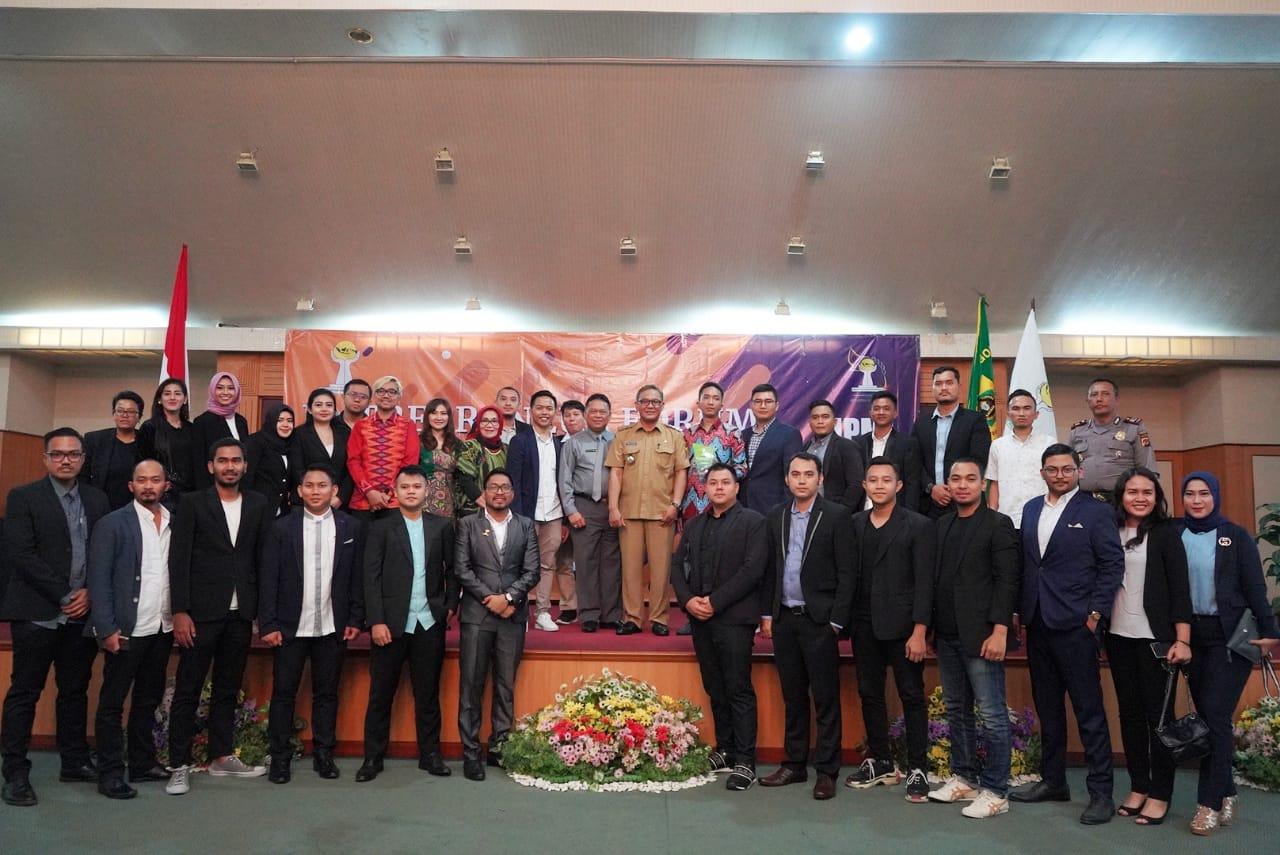 HIPMI Kabupaten Bogor Gelar Diklatcab dan Rakercab