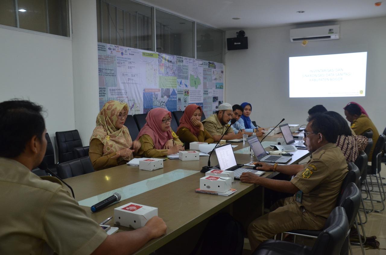USAID Gandeng Kabupaten Bogor Kolaborasi Tingkatkan Sanitasi dan Penyediaan Air Minum Bersih Bagi Masyarakat Kabupaten Bogor