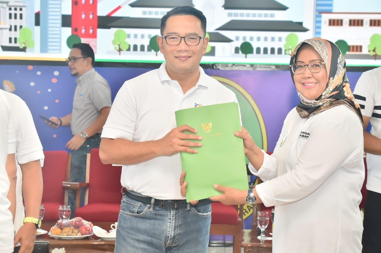 Gubernur Jabar Serap Aspirasi 27 Pemerintah Daerah se-Jabar