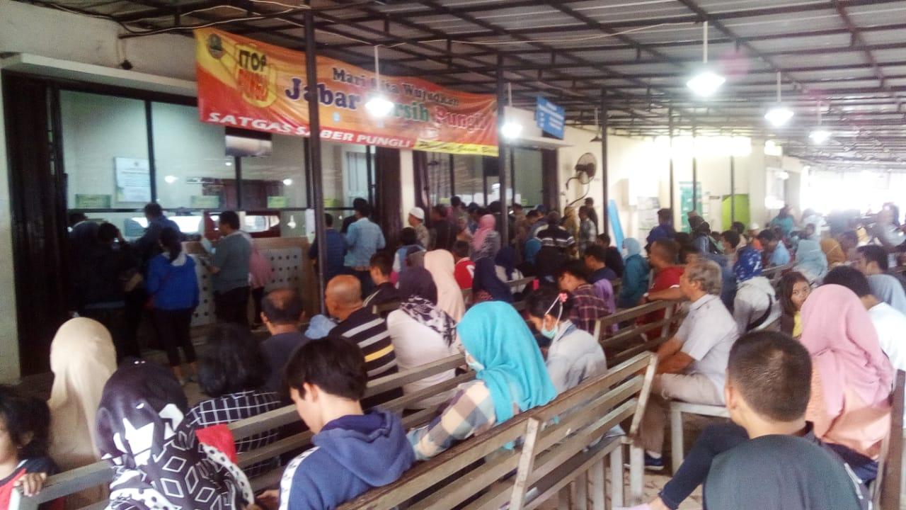 Pelayanan Dukcapil Kabupaten Bogor Diliburkan Hingga 31 Maret 2020