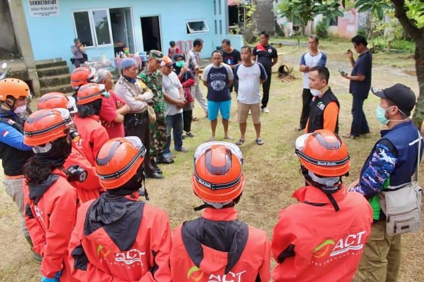 Pemerintah Daerah terus berupaya untuk menekan penyebarluasan virus Covid-19 di Kabupaten Bogor