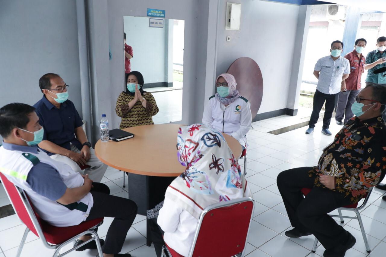 Wisma Diklat BPSDM Kemendagri Bogor Jadi Tempat Karantina Pasien Covid-19