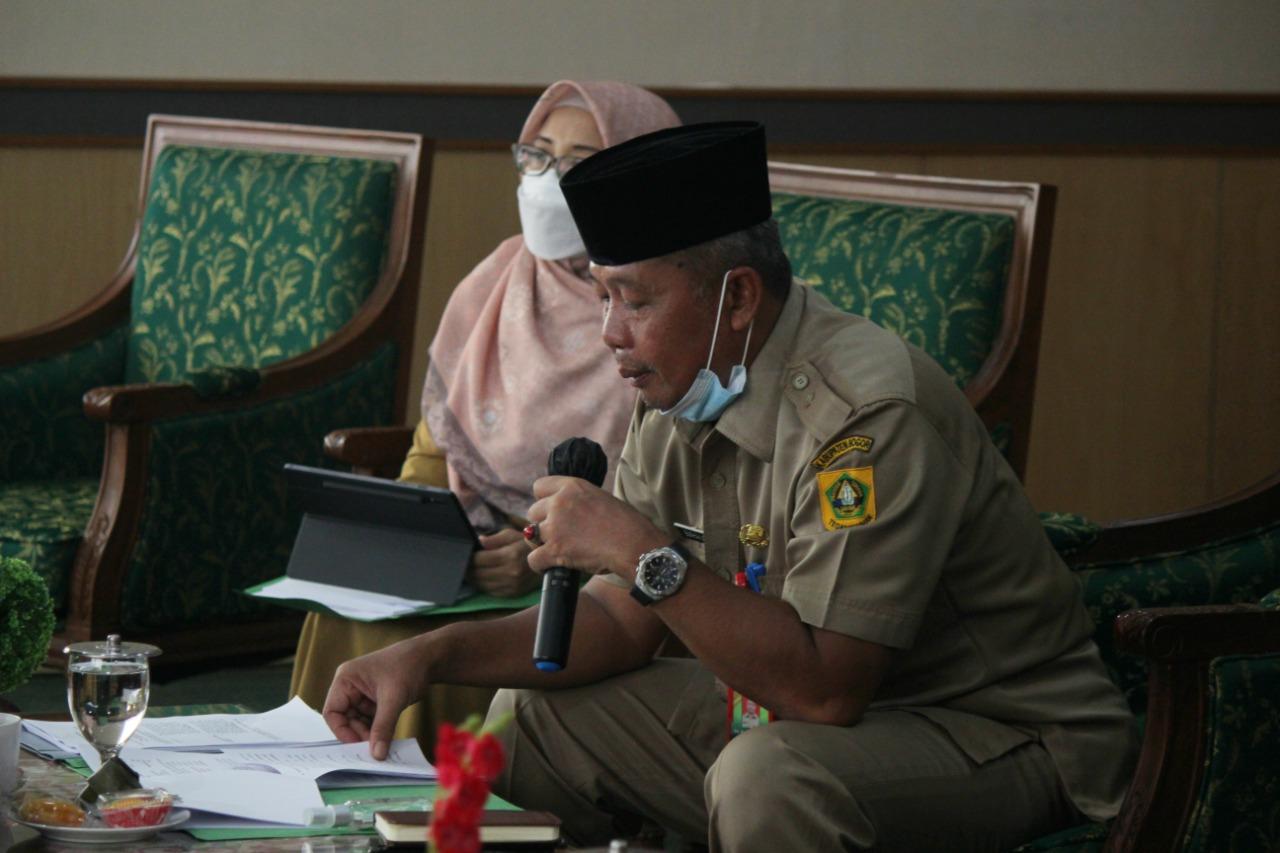 Sekda Kabupaten Bogor Apresiasi Kementerian PUPR terkait Penyelesaian Aset Jaringan Air Minum Perumahan Sentul City