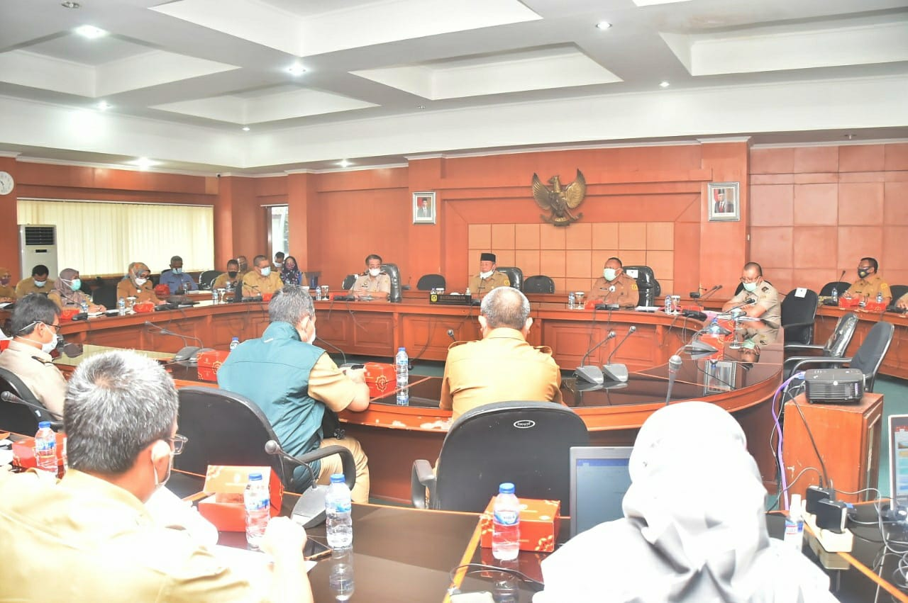 Tingkatkan Pelayanan Pertanahan, Kantor Perwakilan BPN Wilayah Kecamatan Cileungsi Siap Diresmikan