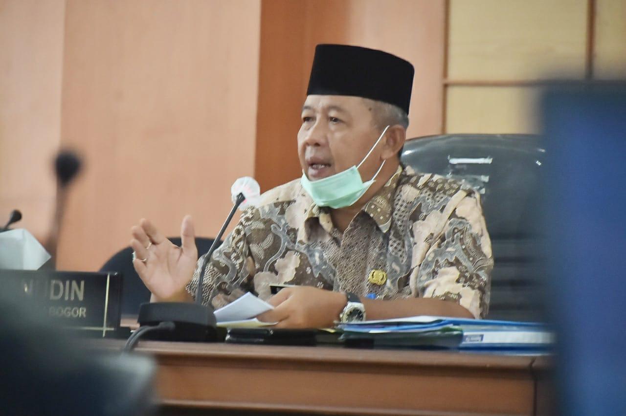 Sekda Minta Seluruh Perangkat Daerah Berbuat Atasi Masalah Sampah di Kabupaten Bogor