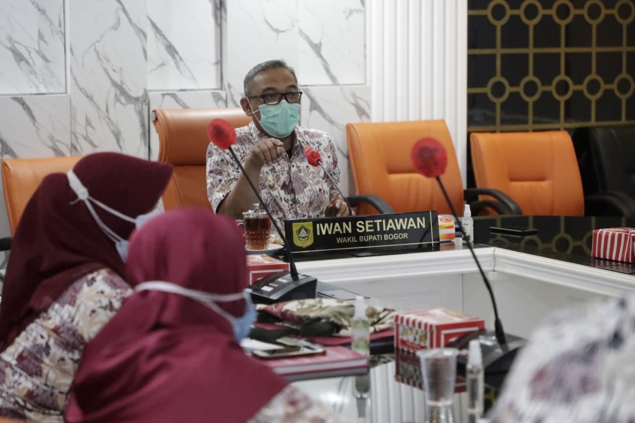 Tingkatkan Penyelenggaraan Pelayanan Masyarakat, Pemkab Bogor akan Bangun MPP