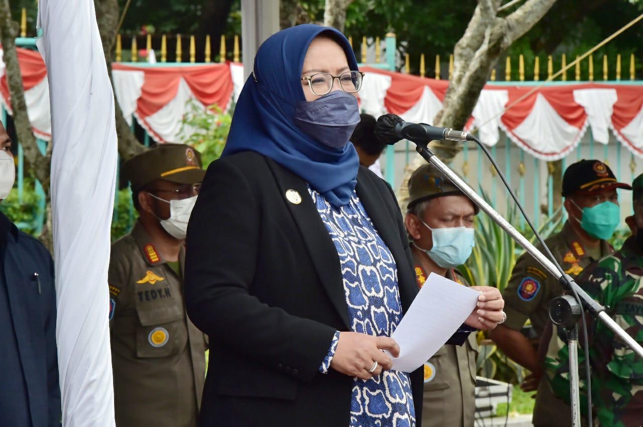 Pemkab Bogor Tambah Kekuatan Kawal PPKM Mikro di Setiap Desa dan Kelurahan