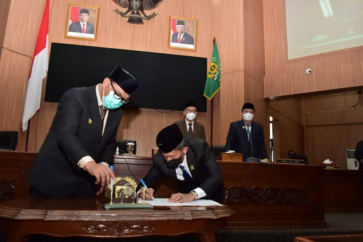 Pemkab Bogor Dan DPRD Setujui Ruislag Tanah Oleh PT. Dua Berkat Properti