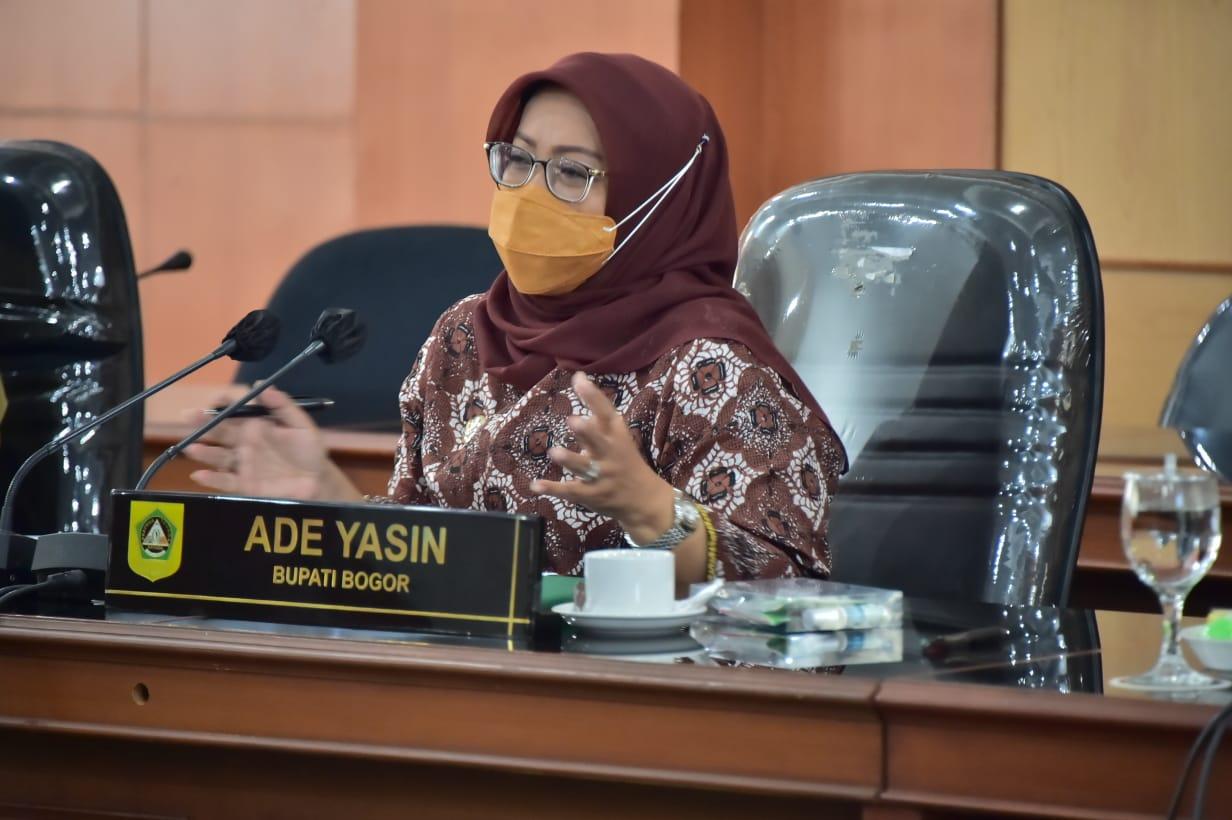 Potensi Pertanian Kabupaten Bogor Terus Mengalami Peningkatan