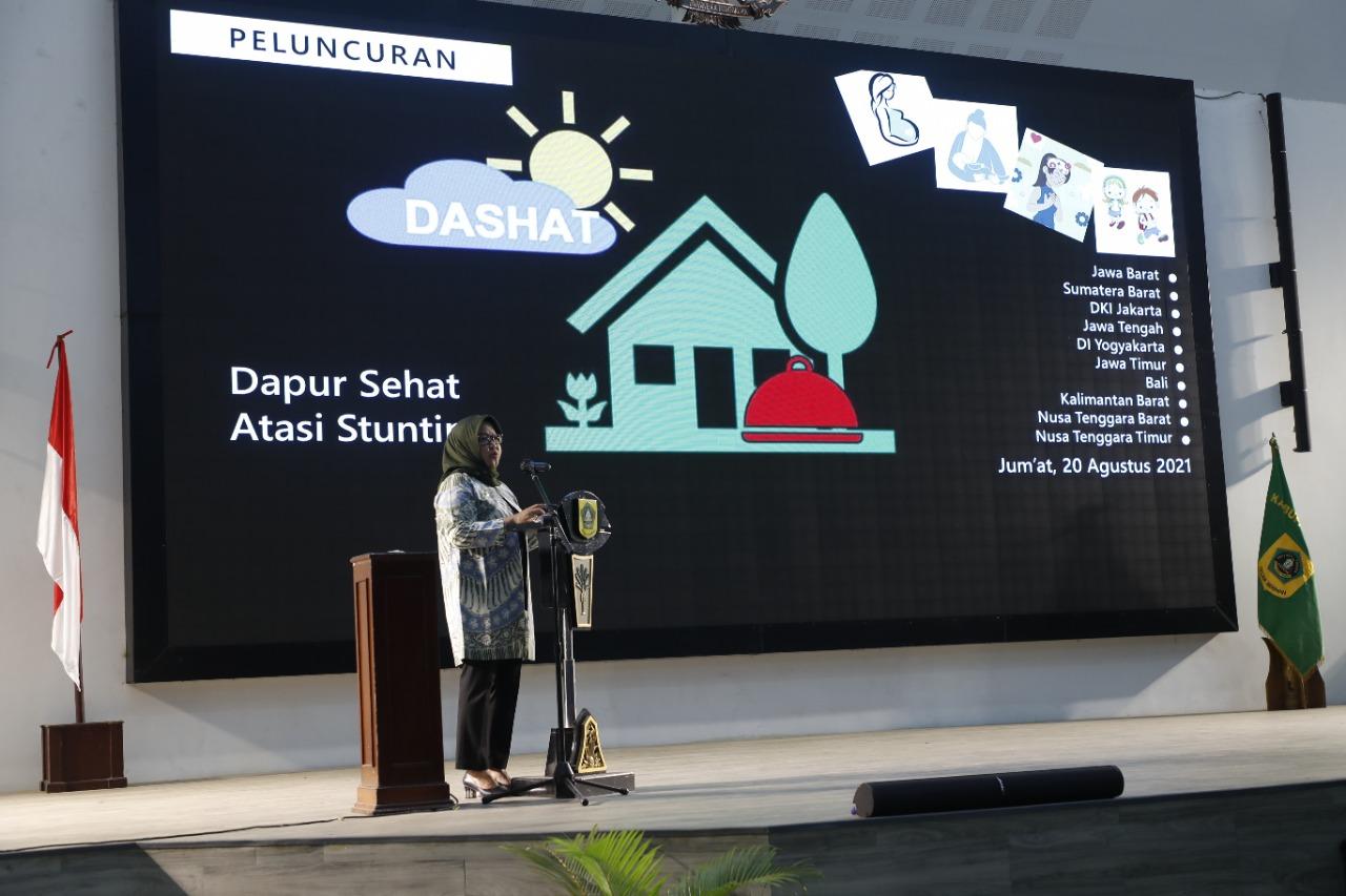 Ditunjuk Jadi Tuan Rumah Peluncuran Program DAHSAT Bupati Bogor Optimis Dapat Dorong Terwujudnya Kabupaten Bogor Bebas Stunting