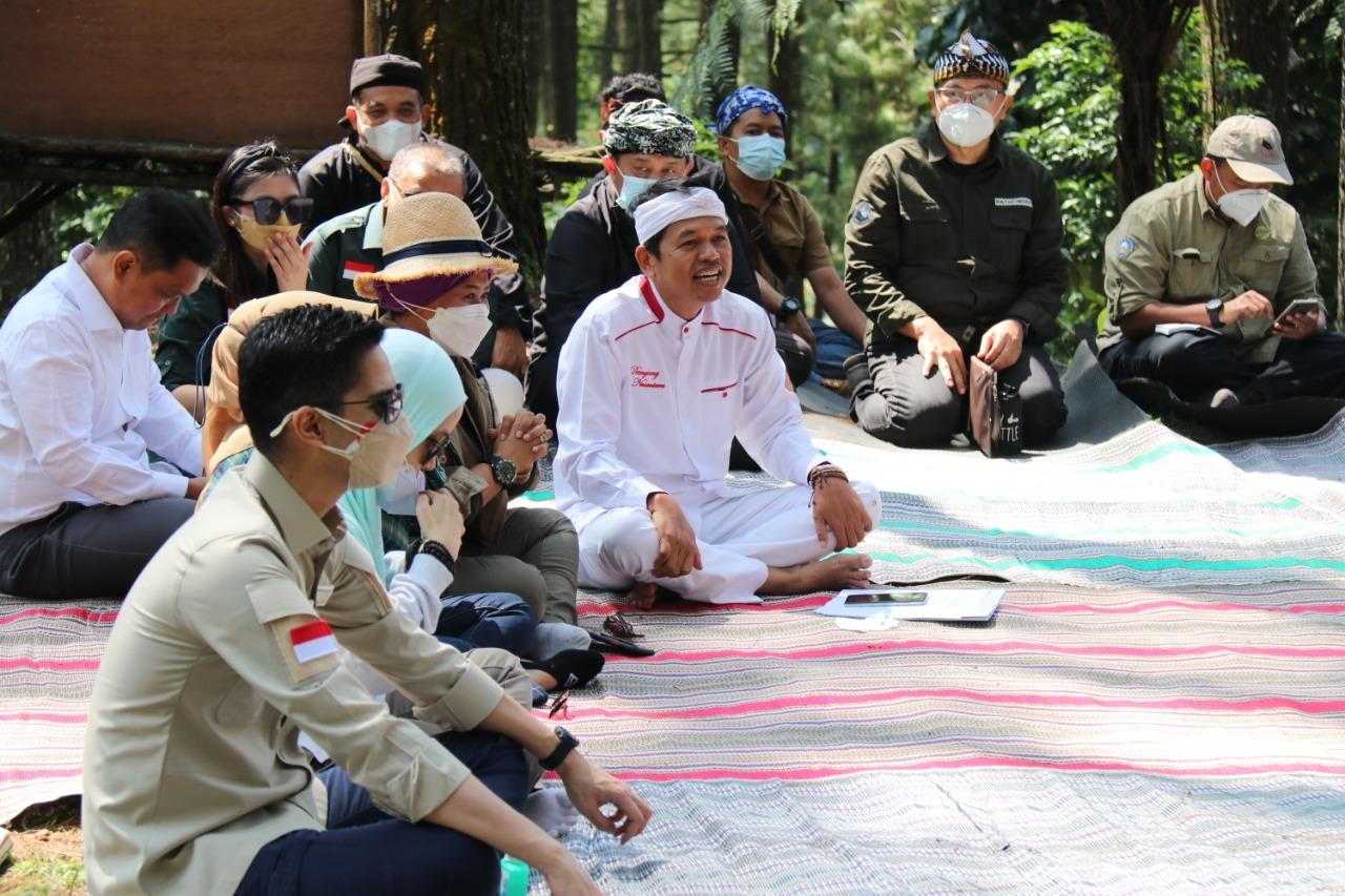 Pemkab Bogor Terima Kunjungan Komisi IV DPR RI Ke Suaka Elang Cijeruk