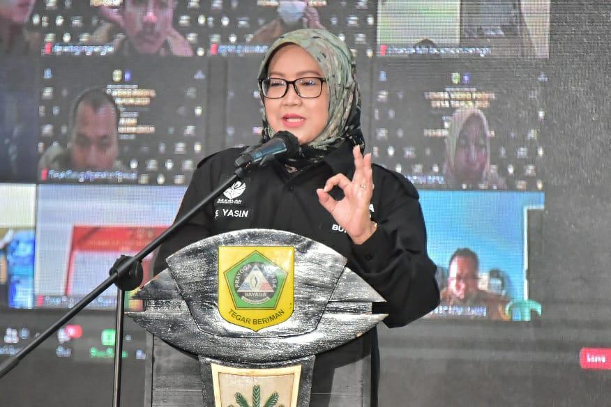Pertama Di Indonesia, Ade Yasin Luncurkan Program Sekolah Pemerintahan Desa