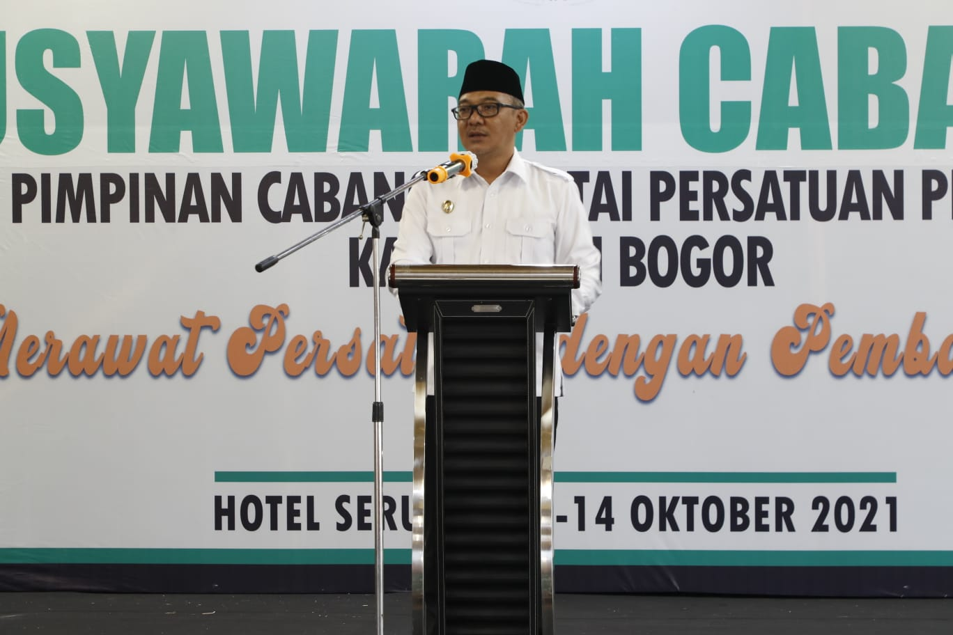 Wakil Bupati Bogor: Kita Semua Punya Andil Membangun Kabupaten Bogor