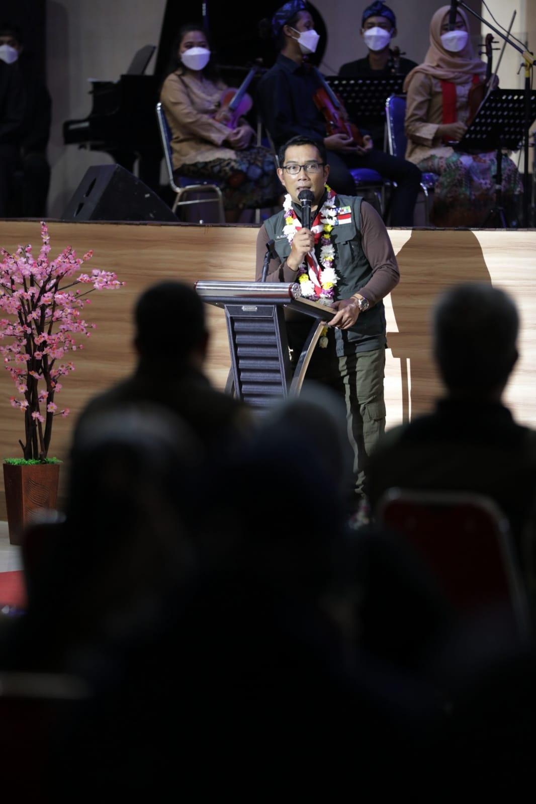 Kehadiran Auditorium Mutiara di SMKN 2 Cibinong Diharapkan Mampu Lahirkan Musisi Besar dan Berkualitas