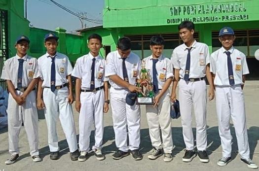SMP PGRI Klapanunggal Taregetkan Gelar Juara Futsal Se-Bogor Raya