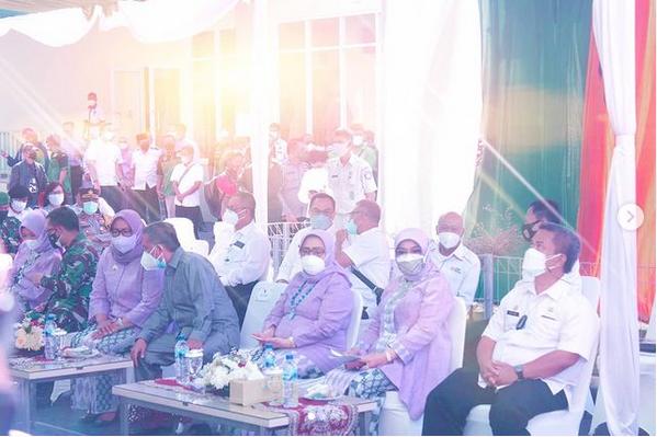 Menghadiri Kegiatan Peresmian Gedung Rawat Inap & Dan Gedung Penunjang RSUD Leuwiliang Yang Di hadiri Oleh Bupati Bogor