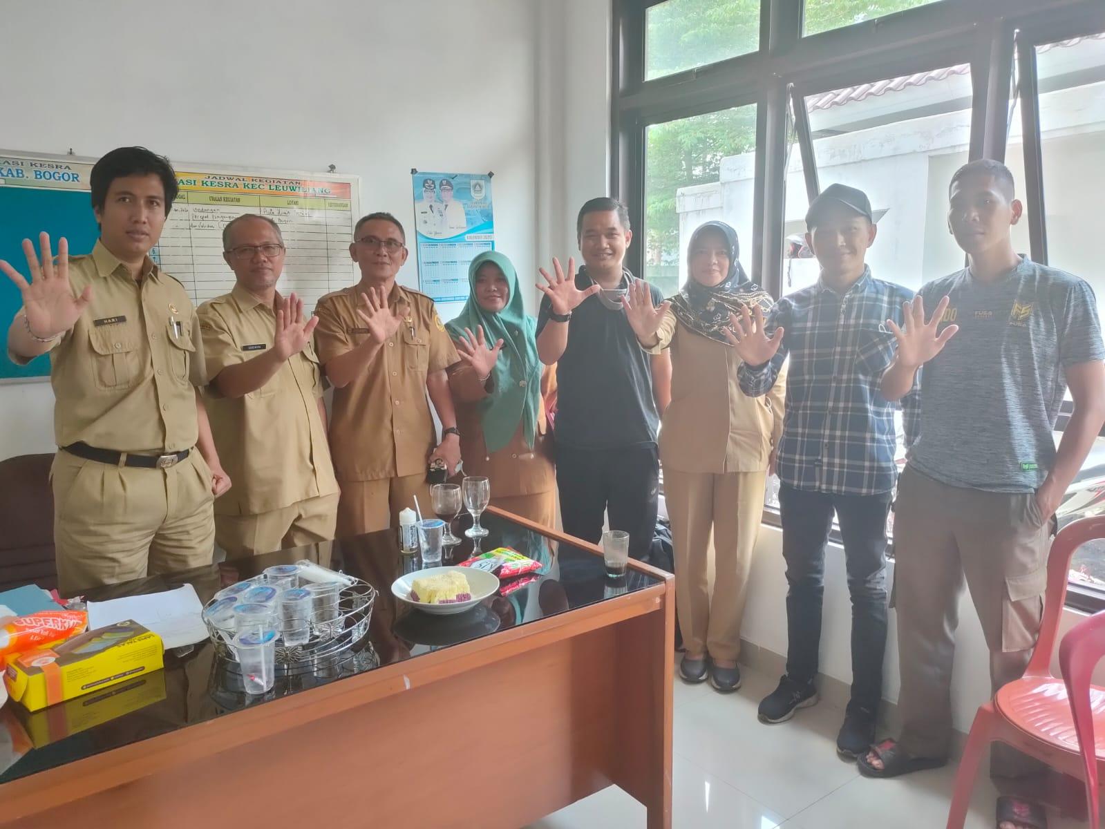 Rapat koordinasi Pengurus Bapopsi Tingkat Kecamatan Leuwiliang