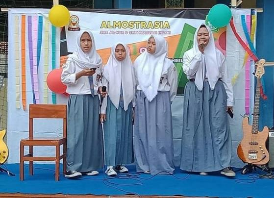 SMK Motivasi Insani, Galakan Literasi melalui Festival Bulan Bahasa
