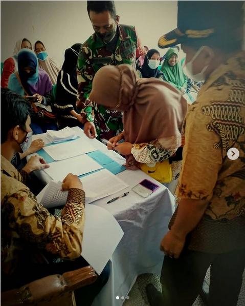 Monitoring Penyaluran Bantuan Langsung Tunai Dana Desa (BLT DD)