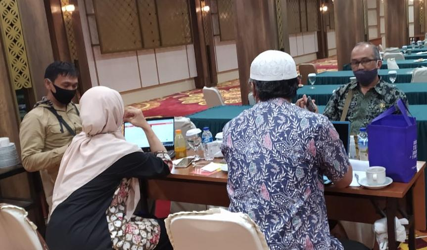 Desk RKA, Pemutakhiran rincian RKA dan Penyusunan RAPD T.A 2021
