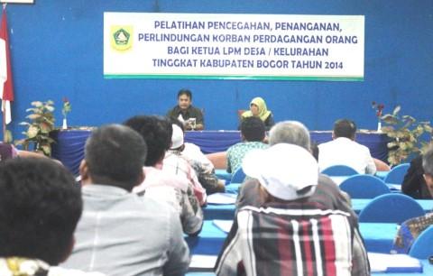 BPPKB Gelar Pelatihan Pencegahan Penanganan Trafficking