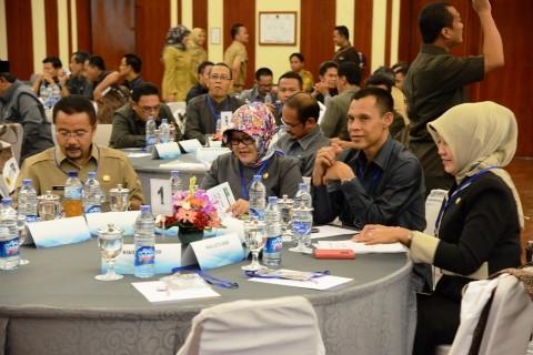 Legislatif Dan Eksekutif Sinergi Kelola Keuangan Daerah