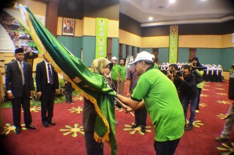 Kontingen Kabupaten Bogor Siap Rebut Juara Umum