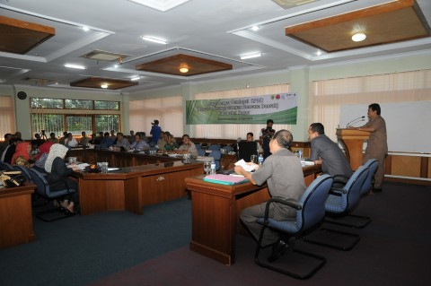 Rawan Bencana, BPBD Kabupaten Bogor Adakan Rapat RPBD
