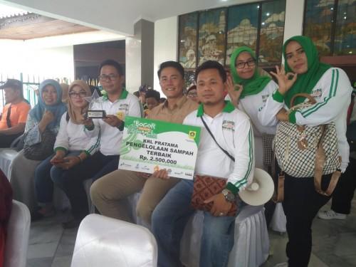 Penghargaan Kampung Ramah Lingkungan