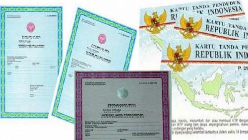 Informasi terkait informasi salah tentang Formulir Pelaporan Kelahiran