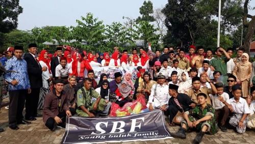 Komunitas Saung Buluk Family (SBF)