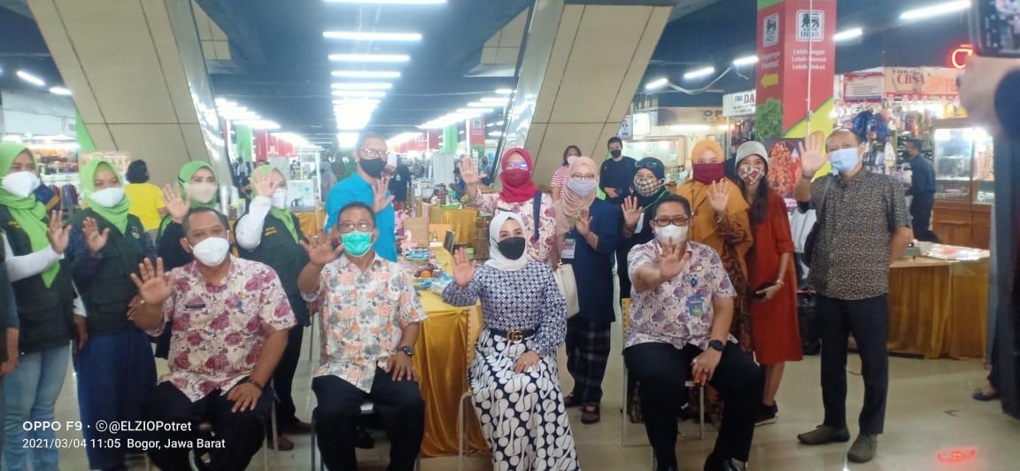 Ramaikan # Forum UMKM Cibinong Gelar Bazar yang ke 3 di Cibinong Mall