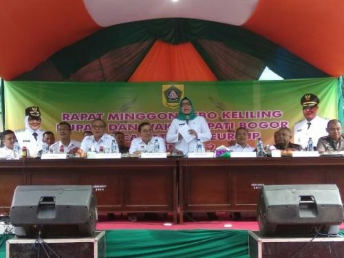 Boling Bupati Bogor di Kecamatan Citeureup Tahun 2019