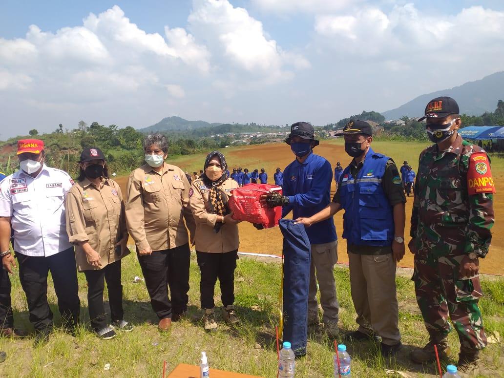 Penutupan Kegiatan KSB Kecamatan Sukajaya