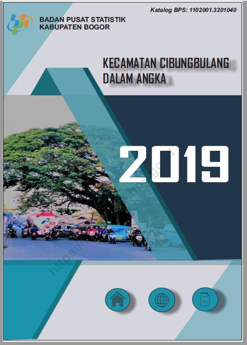 Kecamatan Cibungbulang Dalam Angka 2019
