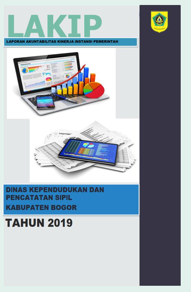 Laporan Akuntabilitas Kinerja Instansi Pemerintah (LAKIP) 2019 -