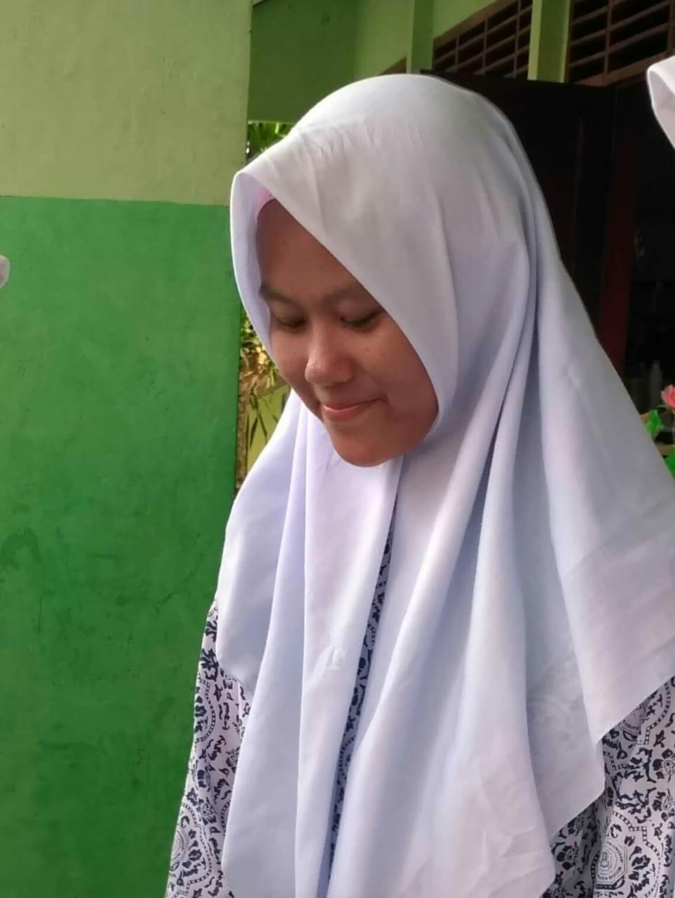 """Cerpen Siswi SMPN 1 Tanjungsari """"SAAT KEHIDUPAN BAIK BERPIHAK"""""""