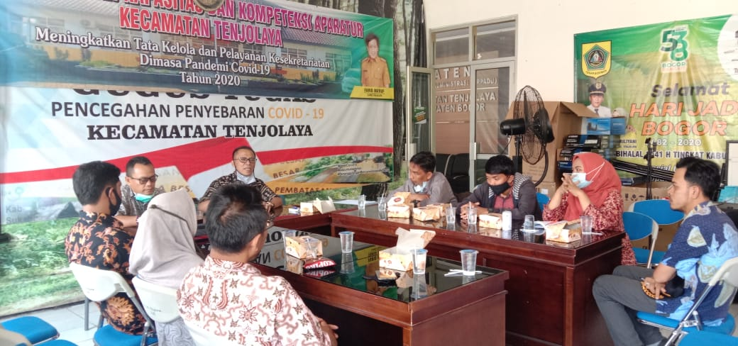 Pembinaan Bantuan Provinsi Jawa Barat Tahun Anggaran 2020
