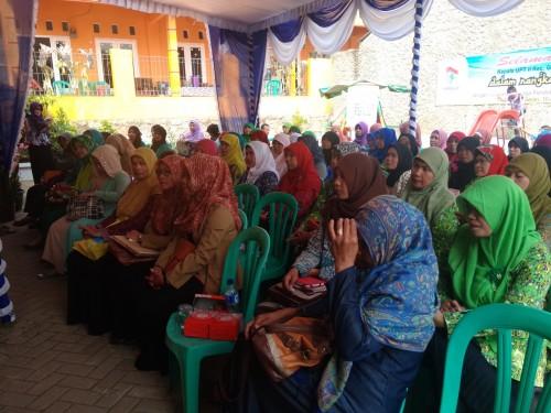 Halal Bihalal Keluarga Besar HIMPAUDI Kecamatan Gunung Putri
