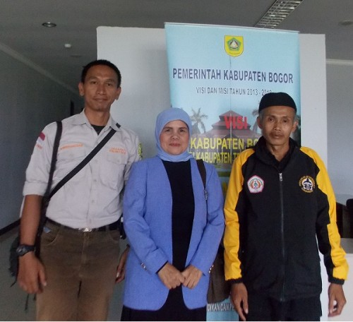 KIM Sangaran Terbaik III Tingkat Kabupaten Bogor