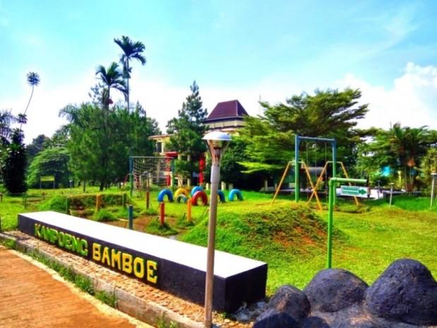 Bermain Dan Belajar Di Kampung Bamboe