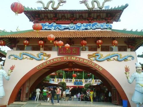 Wisata Kampung Cina di Kecamatan Gunung Putri