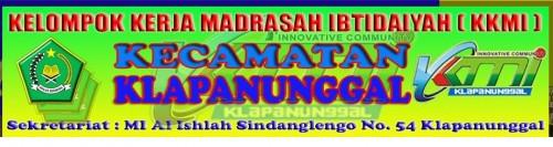 Kelompok Kerja Madrasah Ibtidaiyah (KKMI) Kec Klapanunggal